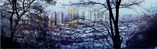 Landscape of Seoul New Town, The Last Winter in Wolgok-Dong, 2006